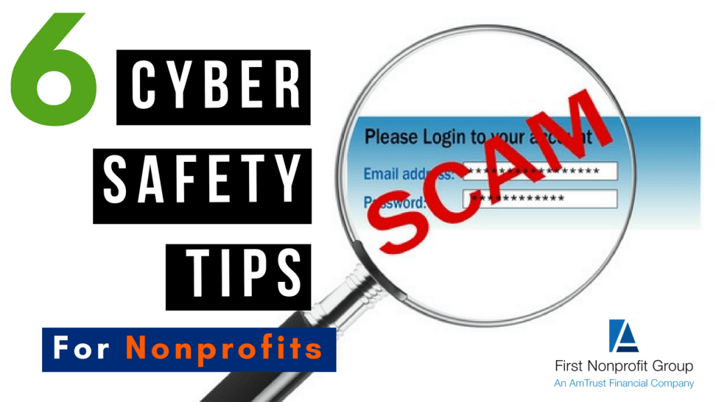 6 Cyber Safety Tips blog