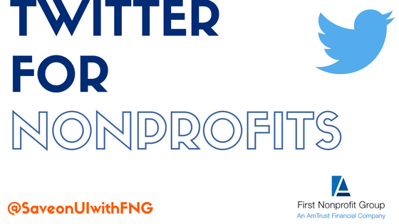 Twitter for Nonprofits blog