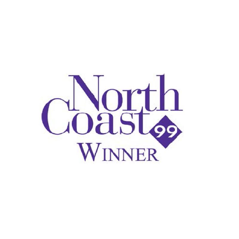 northcoast 99 winner logo